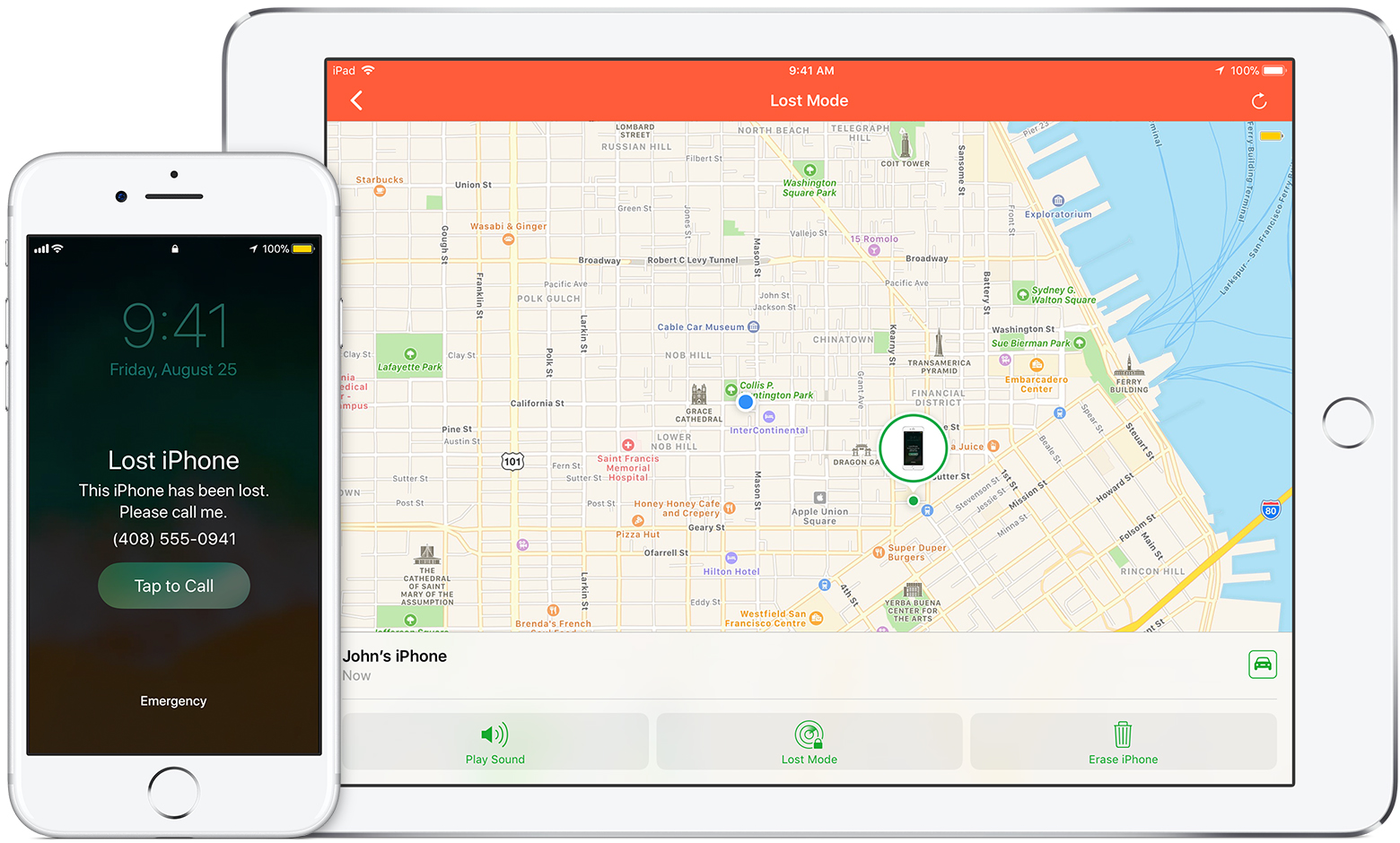 how to find a lost iphone how to locate your ios devices with find my iphone 18797